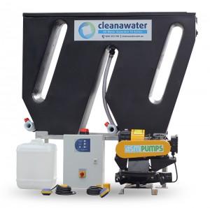 polyetyhlene oil-water-separator